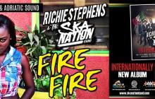 fire fire gal banner
